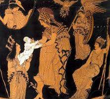 IV – Re Erittonio Quarto Re di Atene
