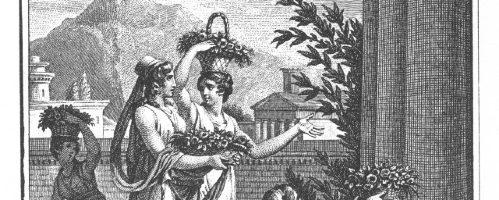 I C: Cerice nipote di Re Cecrope I