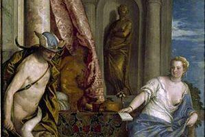 II C – Le Aglauridi: Erse L'amata di Ermes
