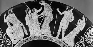 VI – Re Eretteo il Sesto re di Atene