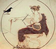 II – Le Agraulidi, la leggenda del corvo bianco e del monte Licabetto