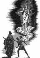 VIII C – Creusa: la nobile amata da Apollo