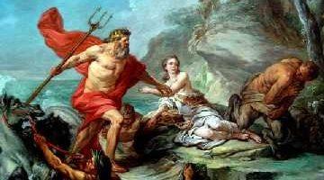 VII – Re Cecrope II Settimo Re di Atene
