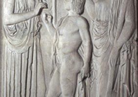 VIII B – Ctonia: la moglie di Bute il sacerdote